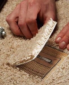 Carpet hole Repair Tips