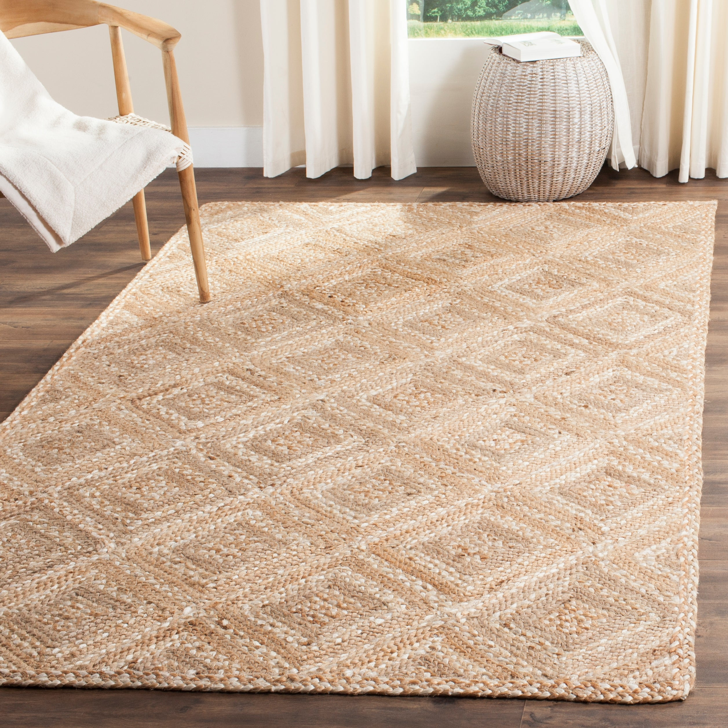Remove Smell from Jute Rug